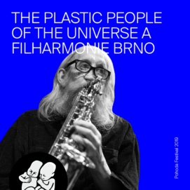 Co znamená vésti koně - The Plastic People of the Universe a Filharmonie Brno - festival Pohoda 2019