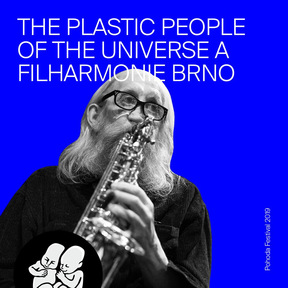 Co znamená vésti koně - The Plastic People of the Universe a Filharmonie Brno - festival Pohoda 2019