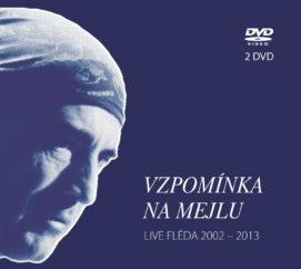 2021 - The Plastic People of the Universe a další - Vzpomínka na Mejlu / Live Fléda 2002 - 2013 (2 DVD)